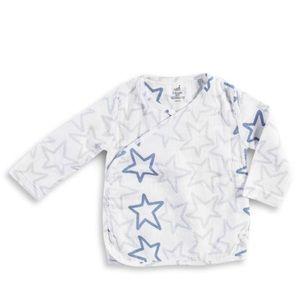 Aden + Anais Long Sleeve Kimono Top - Dashing Star